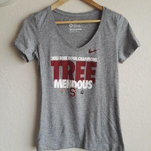 Nike slim Fit graffiti Tshirt Medium